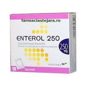 Enterol plicuri 250 mg